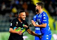 إنتر ميلان يضرب إمبولي بثنائية في الدوري الإيطالي